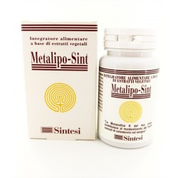 Integratore Metaliposint 60 Cpr 550 mg SINTESI