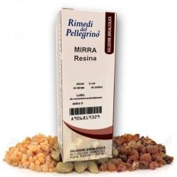 Soluzione Idroalcolica Mirra Resina 50 ml