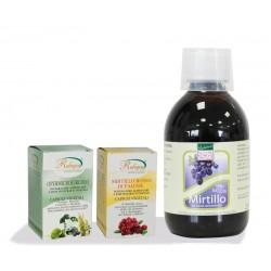 Integratore Mirtillo Rosso Di Palude 60 Op 445 mg