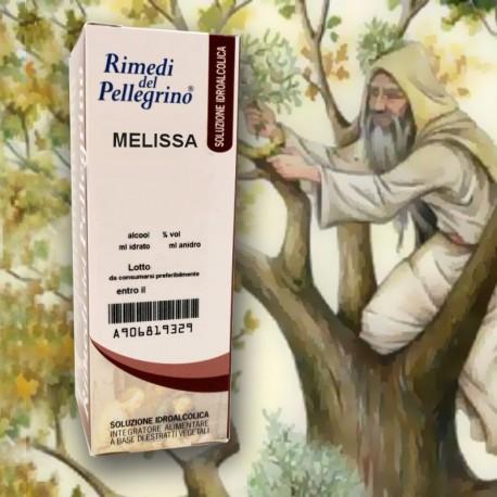 Soluzione Idroalcolica Melissa 50 ml