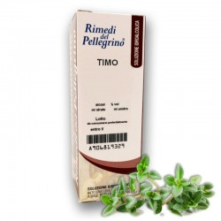 Soluzione Idroalcolica Timo 50 ml