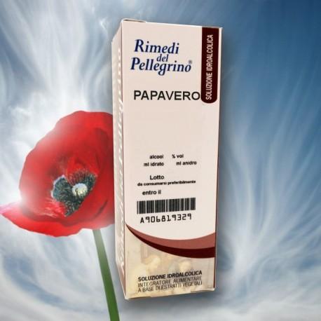 Soluzione Idroalcolica Papavero 50 ml