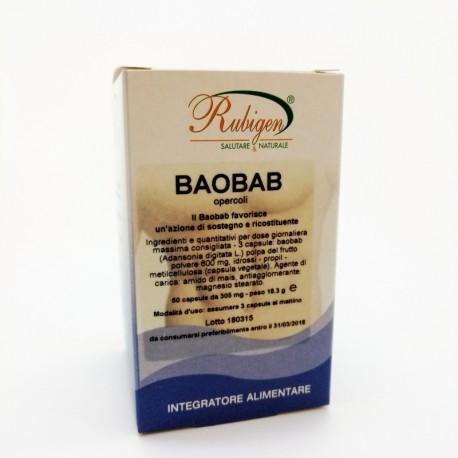 Integratore Baobab 60 Op 325 mg