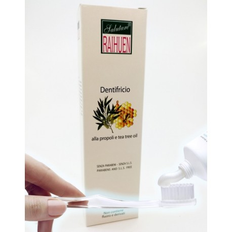 Dentifricio Propoli E Tea Tree Oil 100gr