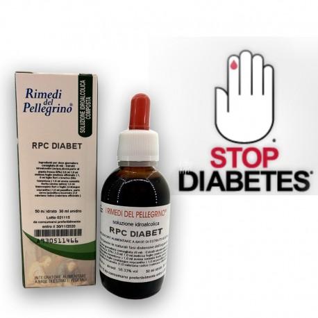 Soluzione Idroalcolica Composta Diabet 50 ml