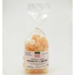 Caramelle Mignon Arancio 125gr