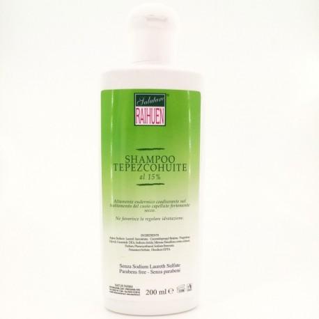 Shampoo Al Tepezcohuite 200ml