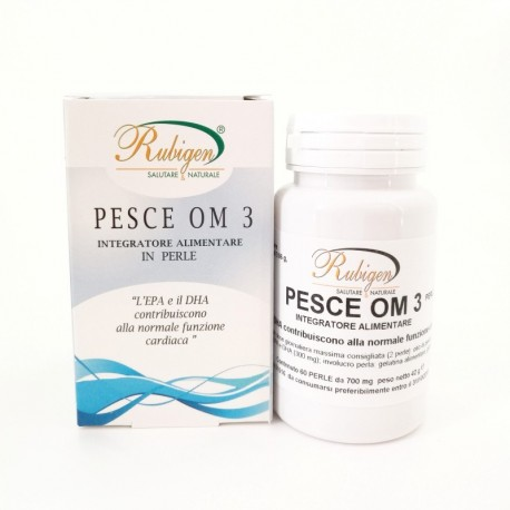Integratore Perle Di Pesce Omega 3 60 Prl 700mg