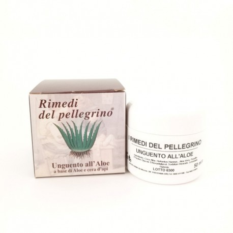 Unguento All'Aloe Vaso 50ml