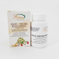 Integratore Aglio, Vischio, Biancospino 60 Op 400 mg