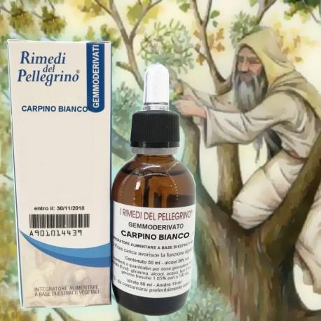 Gemmoderivato Carpino Bianco,Carpinus Betulus 50ml
