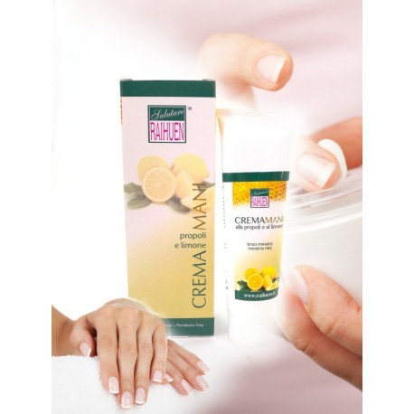 Crema Mani Propoli E Limone 100ml