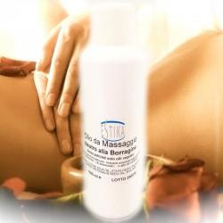 Olio Base Per Massaggio Vegetale 1000ml