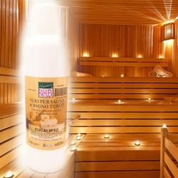 Olio Sauna Bagnoturco Eucalipto 1000ml