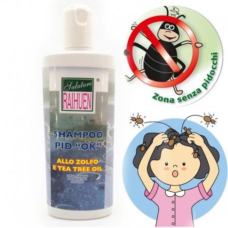 Shampoo Capelli Pidocchi 200 ml
