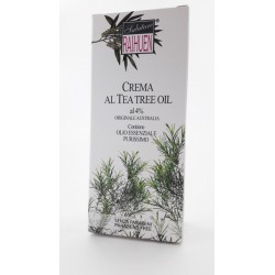 Crema Al Tea Tree Oil Tubo 100ml