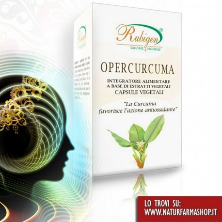 Integratore Curcuma 60 Op 495 mg