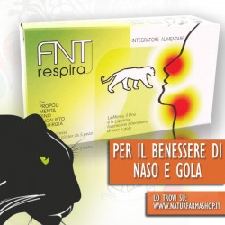 Integratore Fnt Repira Gola Tosse 30 Compresse