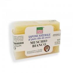 Sapone Muschio Bianco 100gr