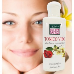 Tonico Viso Alla Rosa Et Hamamelis Flacone 200ml