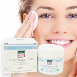 Crema Viso Idratante Acido Jaluronico 50ml Vaso