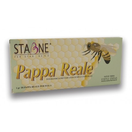 Fiale Pappa Reale