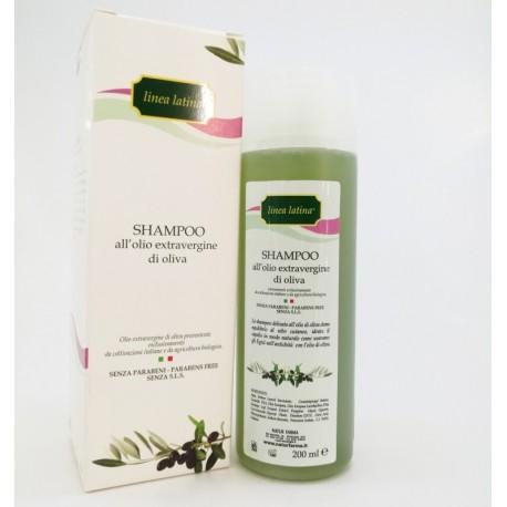 Shampoo Olio Di Oliva 200 ml