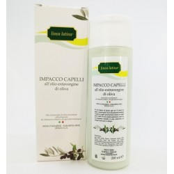 Impacco Capelli Olio Di Oliva 200 ml