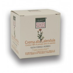 Crema Calendula Vaso 80% Oleolito Di Calendula 50ml