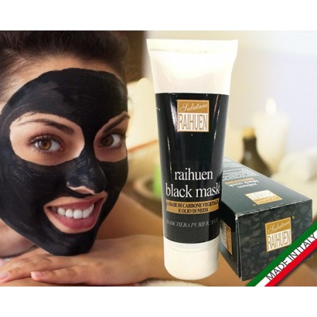 Raihuen Black Mask