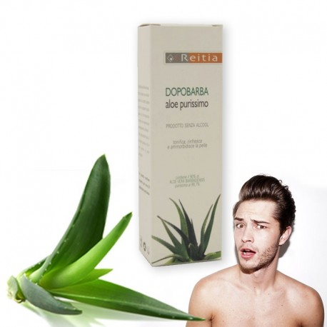 Gel Dopobarba All'Aloe 50 ml
