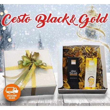 Cesto di Natale Viso - Cofanetto Black&Gold