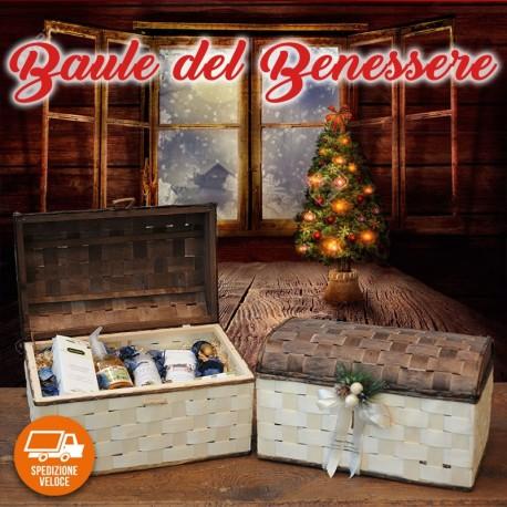 Cesto di Natale - Baule del Benessere