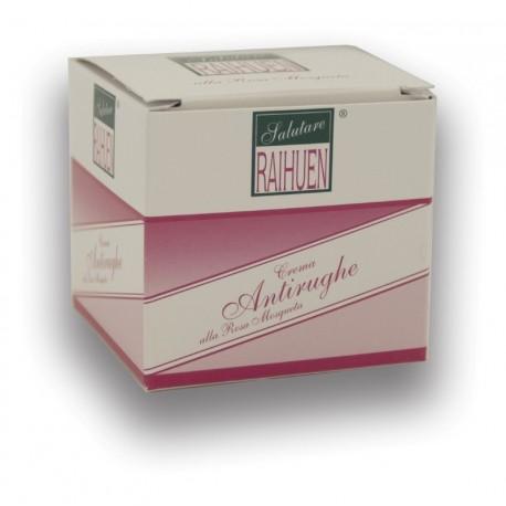 Crema Viso Antirughe Rosa Mosqueta Vaso 50ml