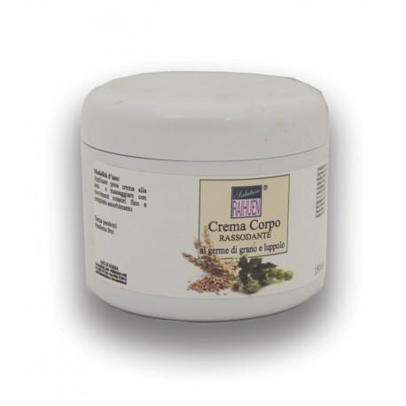 Crema Corpo Rassodante Germe Di grano E Luppolo Vaso 150 ml