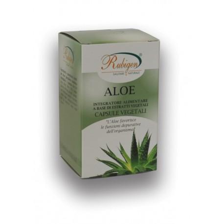 Integratore Aloe Estratto Secco Liofilizzato 60 Op 400mg
