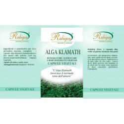 Integratore Alga Klamath 60 Op 400 mg
