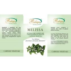 Integratore Melissa 60 Op 395 mg