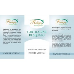 Integratore Cartilagine Di Squalo 60 Op 400 mg