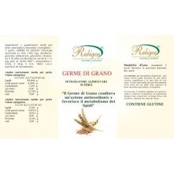 Integratore Germe Di grano 100 Perle 250 mg