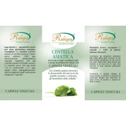 Integratore Centella Asiatica 60 Op 495 mg