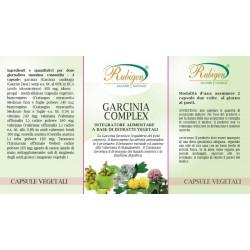 Integratore Garcinia Complex 60 Op 400 mg