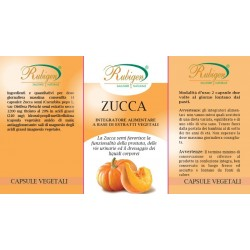 Integratore Zucca 60 Op 500 mg