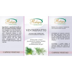Integratore Carbone Ventre Piatto Anice Finocchio 60 Op 400mg