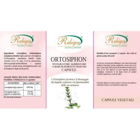 Integratore Orthosiphon 60 Op 495 mg