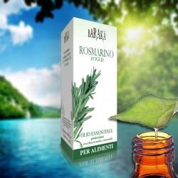 Olio Essenziale Rosmarino 12ml Alimentare Purissimo