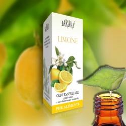 Olio Essenziale Limone 12ml Alimentare Purissimo