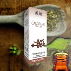 Olio Essenziale Chiodi Di Garofano Alimentare 12ml Purissimo