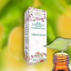 Olio Essenziale Di Lemon grass 12 ml Alimentare Purissimo