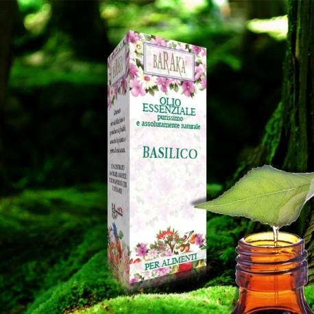 Olio Essenziale Basilico 12ml